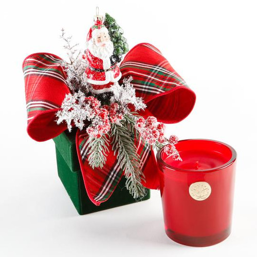 Noel 14oz Gift Box Candle