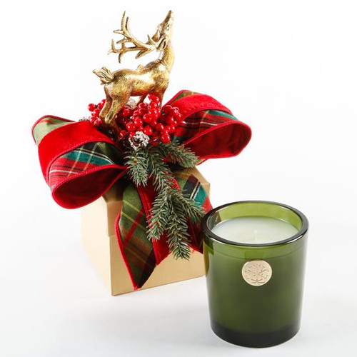 Noble Fir 14oz Gift Box Candle