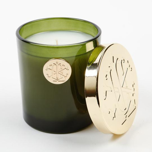 Bitter Orange and Evergreen Lidded Candle