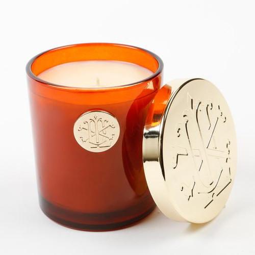 Heirloom Pumpkin Lidded Candle