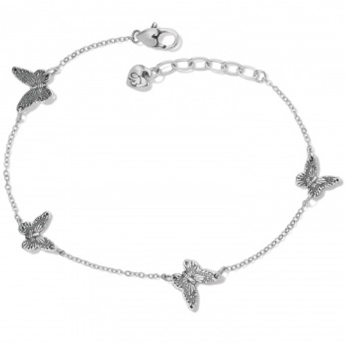 Solstice Butterfly Anklet