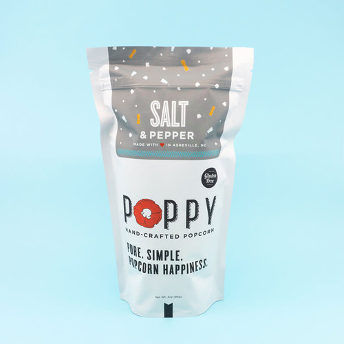 Salt & Pepper Popcorn