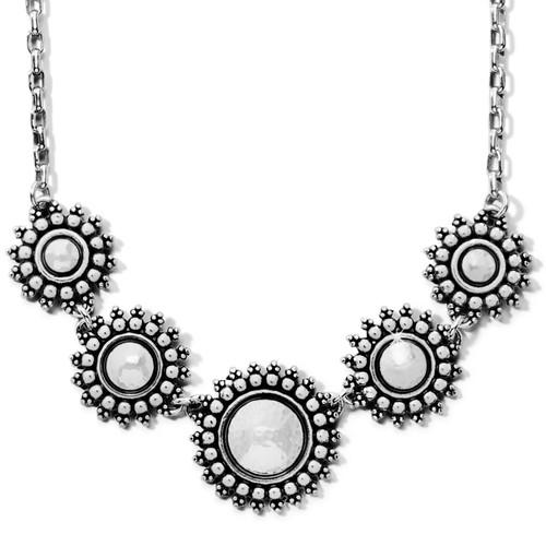Telluride Sunburst Collar Necklace