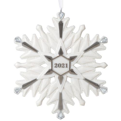 2021 Snowflake Ornament