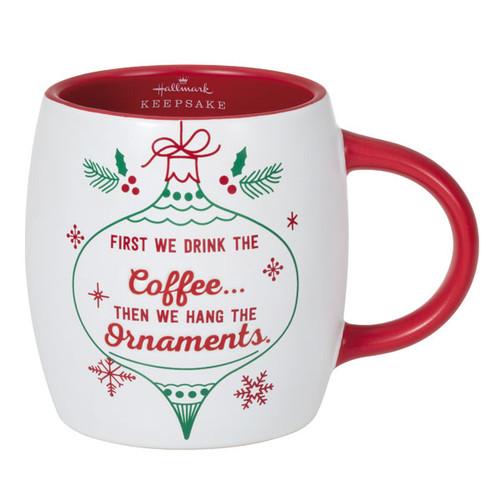 Miscellaneous-Hang The Ornaments Mug