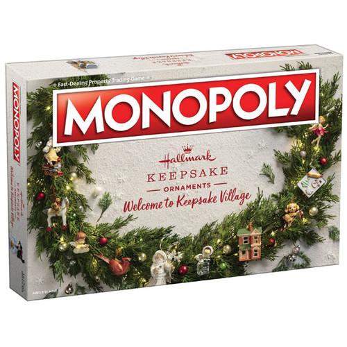 Monopoly Keepsake Game