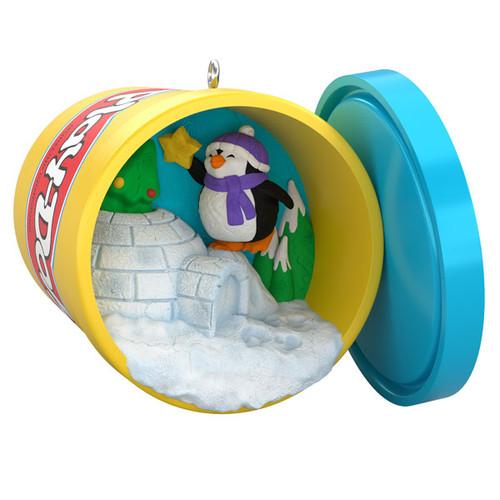 Play Doh Penguin Hasbro Ornament