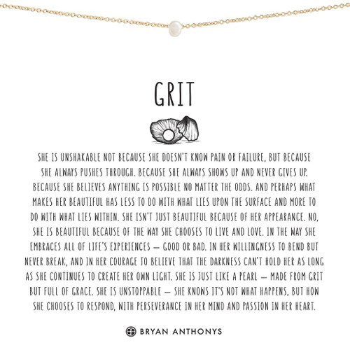 Grit 14K Gold Necklace