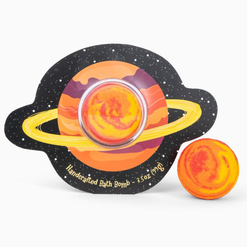 Space Planet Bath Bomb