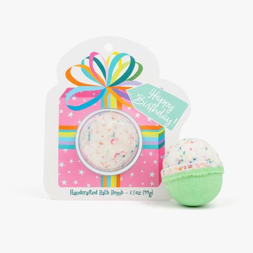 Happy Birthday Bath Bomb Clamshell