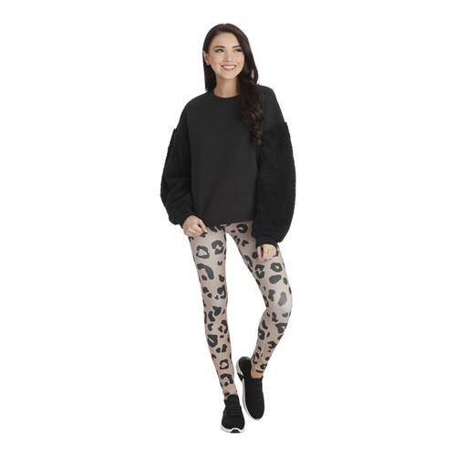 Ziggy Leggings Tan Leopard