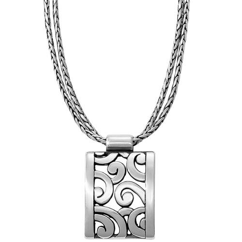 Deco Lace Necklace