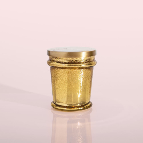 Gold Volcano Glitz 8 oz Candle