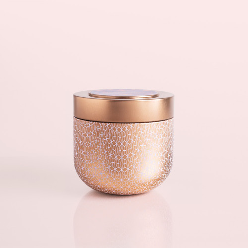 Pink Grapefruit & Prosecco Gilded Muse Tin Candle