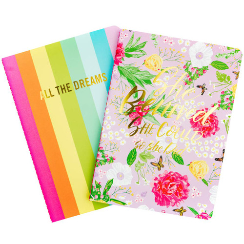 All The Dreams Notebook Set