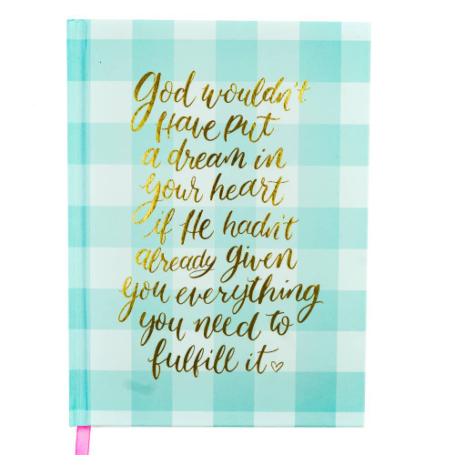 God & Dreams Notebook