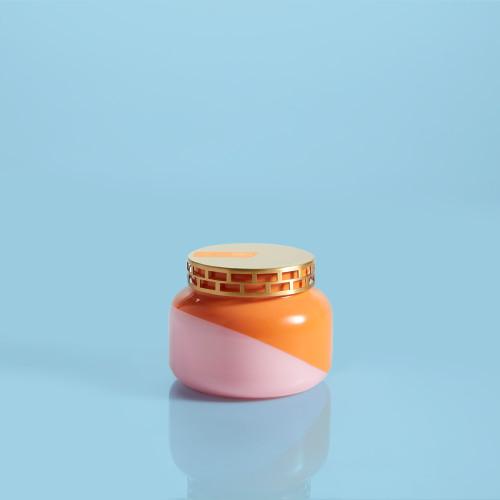 Orange 19 oz Dual Tone Candle