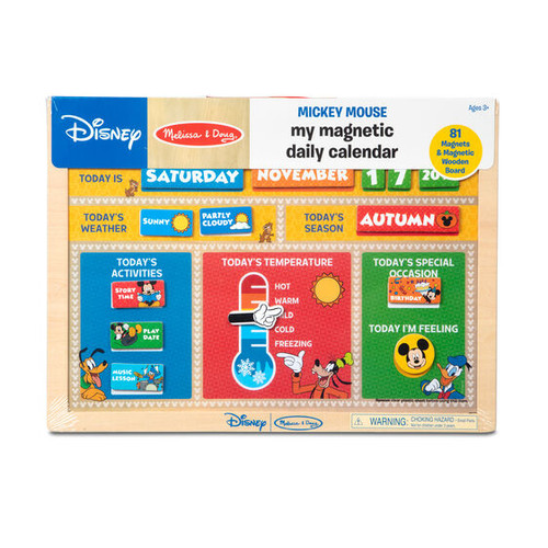 Mickey Magnetic Daily Calendar
