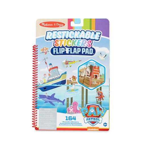 Paw Patrol Restickable Stickers