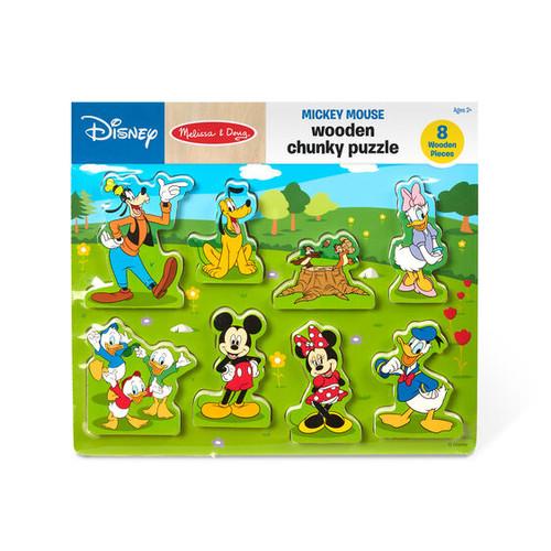Mickey Chunky Puzzle