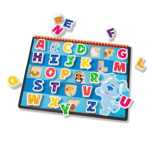 Blues Clues Alphabet Puzzle