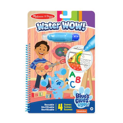 Blues Clues Alphabet Water Wow