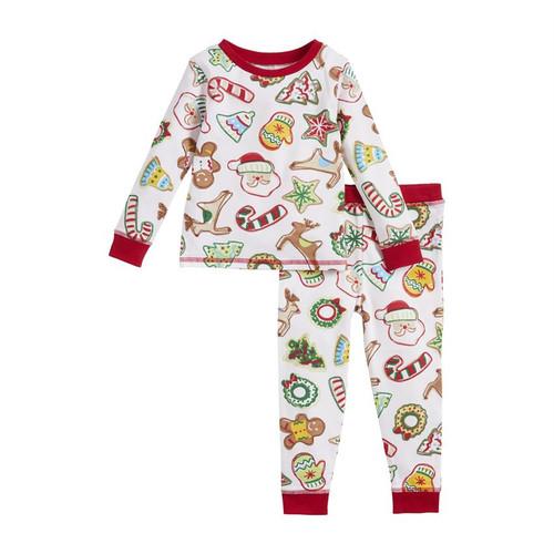 18m Christmas Cookies Pajamas