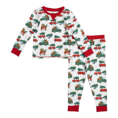12m Christmas Tree Pajamas