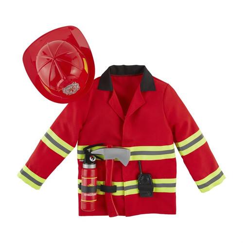 Fire Fighter Dress Up Set
