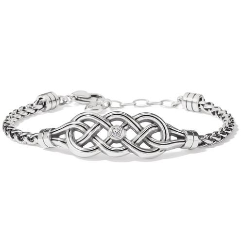 Interlok Cascade Bracelet