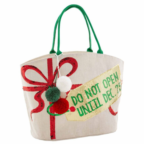 Gift Christmas Dazzle Tote
