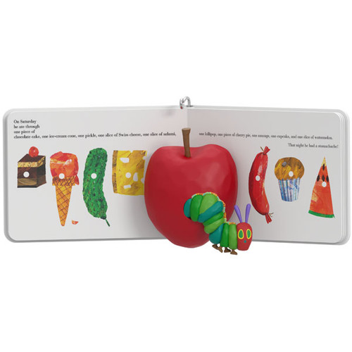 The Very Hungry Caterpillar Ornament