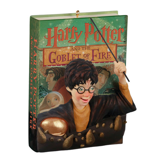 Harry Potter and the Goblet of Fire Ornament