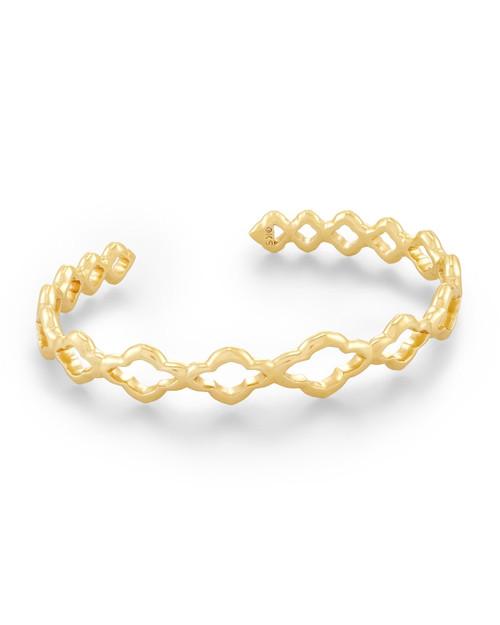 Abbie Gold Cuff