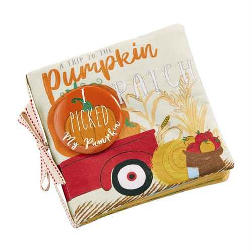 Pumpkin Patch Book
