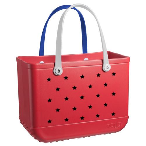 Red White & Blue Large Bogg Bag