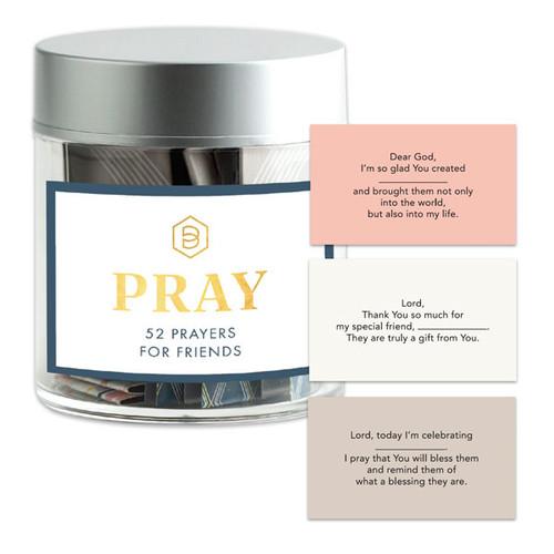CCB Prayers for Friends S.A.L.T. Jar