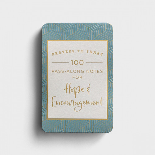 Hope & Encouragement Pass Along Notes