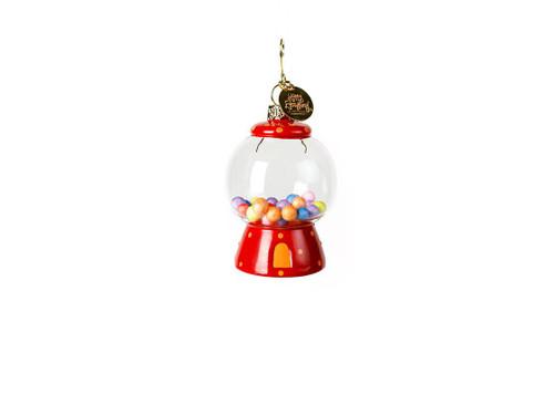Bubble Gum Jar Shaped Ornament
