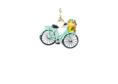 Bicycle Shaped Ornament