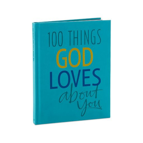 100 Things God Loves About You Book