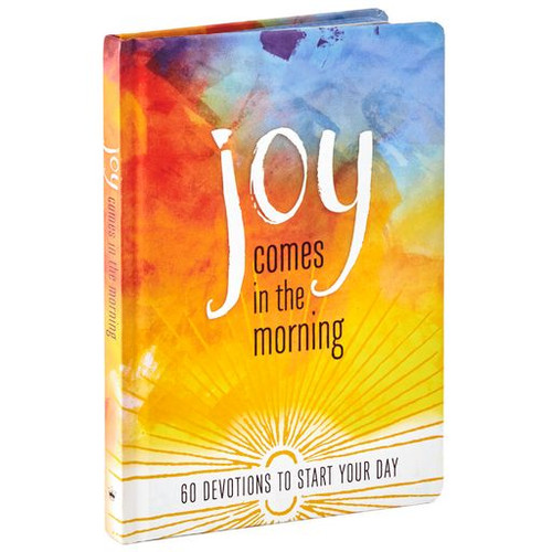 Joy Comes In The Morning Book