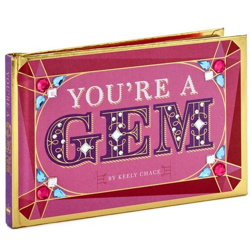 You're A Gem Book