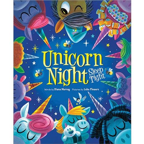 Unicorn Night Book