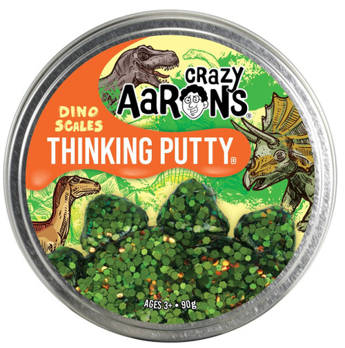 Dino Scales Putty