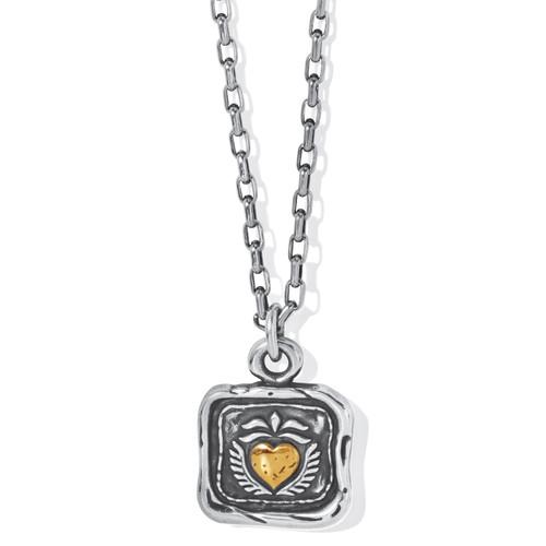Ferrara Virtue Heart Necklace
