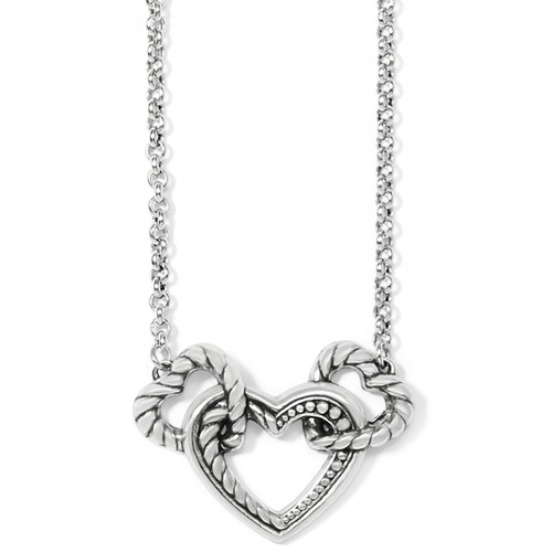 Connected By Love Necklace
