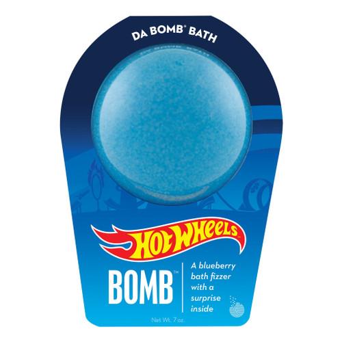 Blue Hot Wheels Bath Bomb