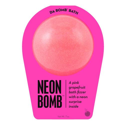 Neon Pink Bath Bomb