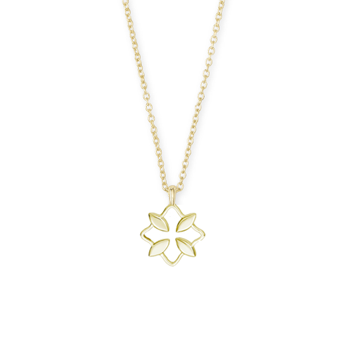 Grace Gold Drop Necklace